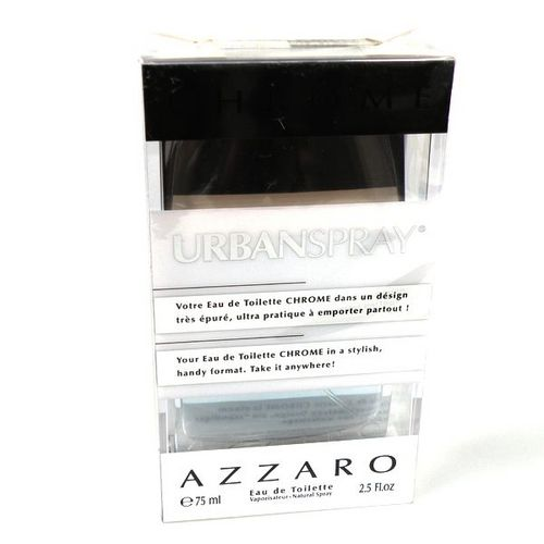 Azzaro Chrome Urban EDT 75ml M