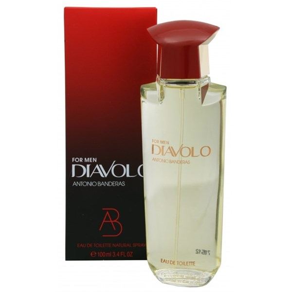 Antonio Banderas Diavolo EdT 100ml M