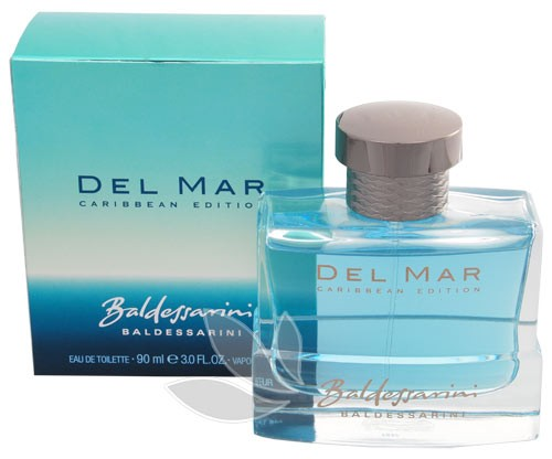 Hugo Boss Baldessarini Del Mar Carriebean EDT 50ml M