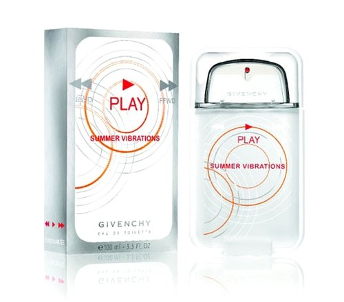 Givenchy Play Summer Vibrations EDT 100ml
