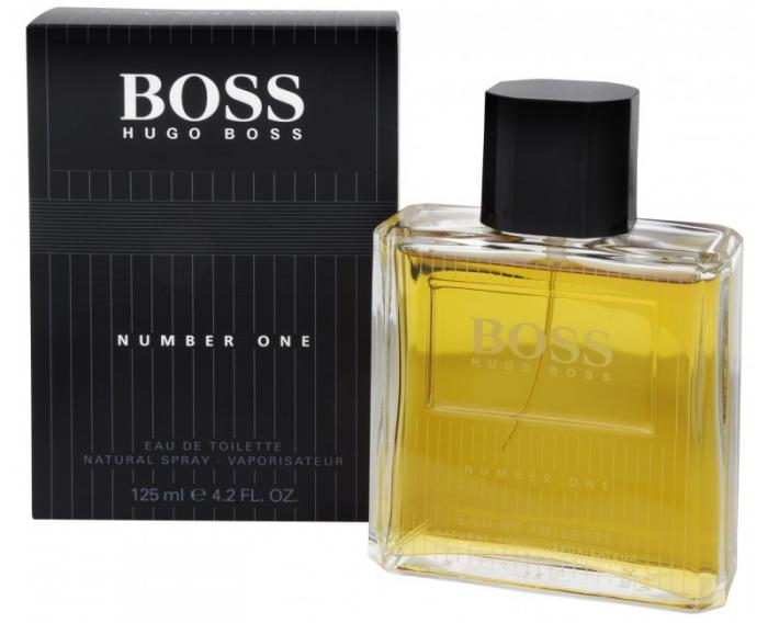 Hugo Boss No.1 EdT 125 ml