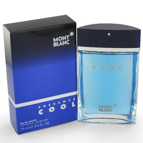 Mont Blanc Presence Cool EdT 75 ml M