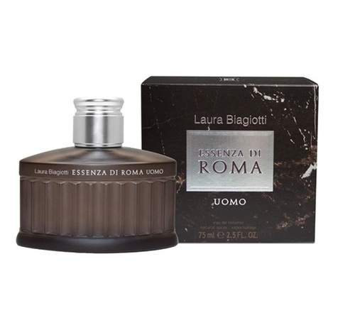 Laura Biagiotti Essenza di Roma Uomo EdT 75ml M