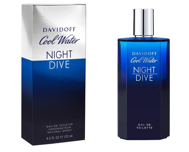 Davidoff Cool Water Night Dive EDT 50 ml M