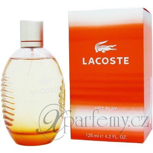 Lacoste Hot Play EDT 75ml M