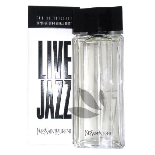 Yves Saint Laurent Jazz Live EDT 50ml M