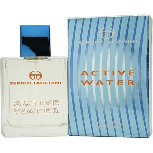 Sergio Tacchini Active Water EdT 100 ml M