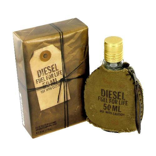 Diesel Fuel for life EdT Tester 75ml