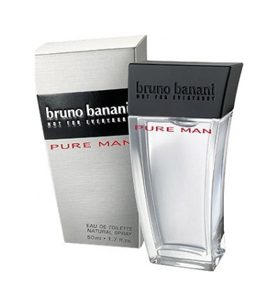 Bruno Banani Pure Men EdT 75ml