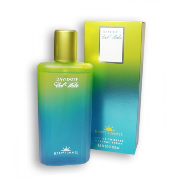 Davidoff Cool Water Happy Summer Man EdT 125 ml M
