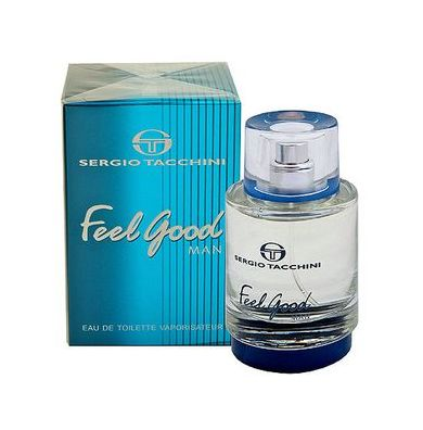 Sergio Tacchini Feel Good Man EdT 50 ml M