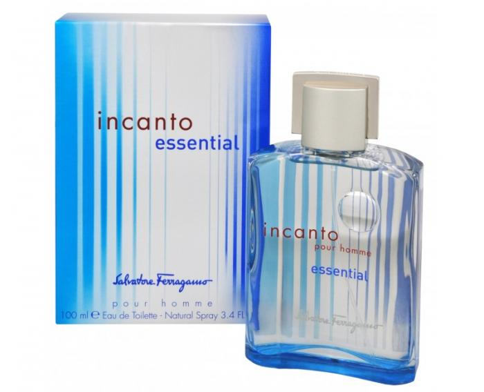 Salvatore Ferragamo Incanto pour Homme Essential EdT 50 ml M