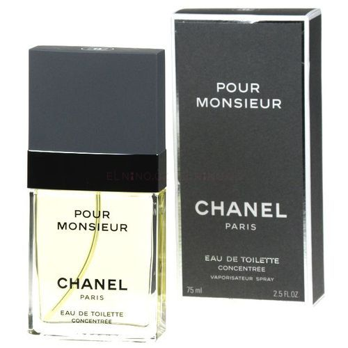 Chanel Monsieur Concentrée EdT 75ml pánská