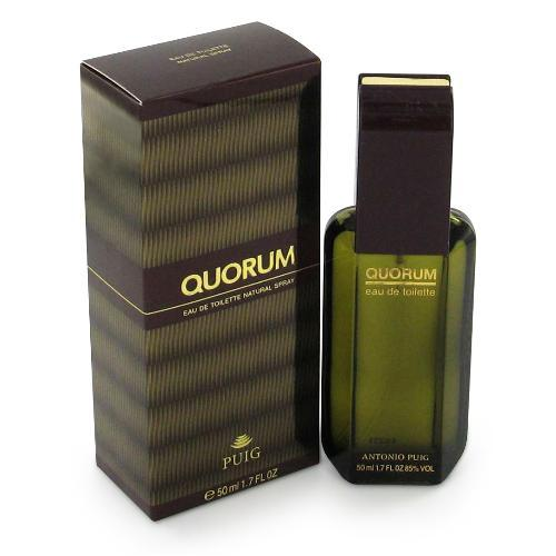 Antonio Puig Quorum EdT 50 ml M